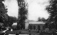 Bodmin, St Petroc's Church 1890