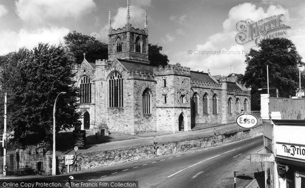 Bodmin, St Petroc's Church c.1960