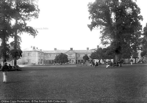 Photo of Bodmin, the Asylum 1901