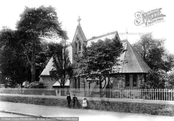 Bodmin, The Asylum Church 1906