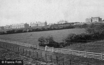 Bodmin, the Barracks 1894