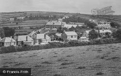 Bodmin, The Barracks 1920