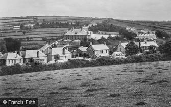 Bodmin, the Barracks 1920