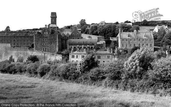Bodmin, The Prison c.1955