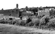 Bodmin, the Prison c1955