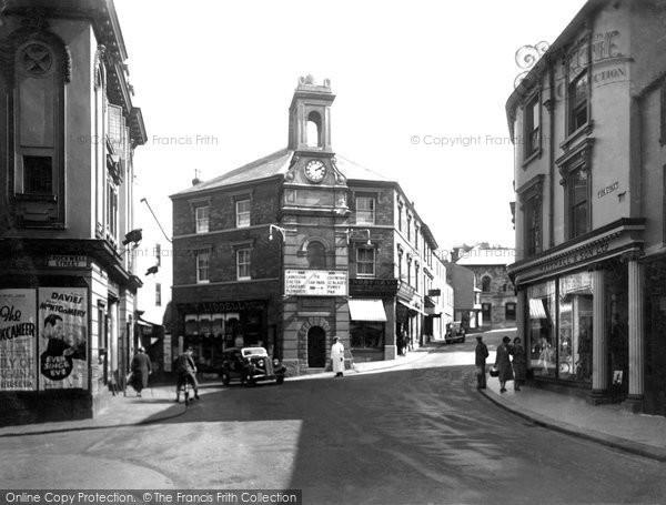 Bodmin, Town Clock 1938