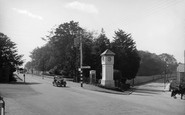 Bodmin, Town End Clock 1938