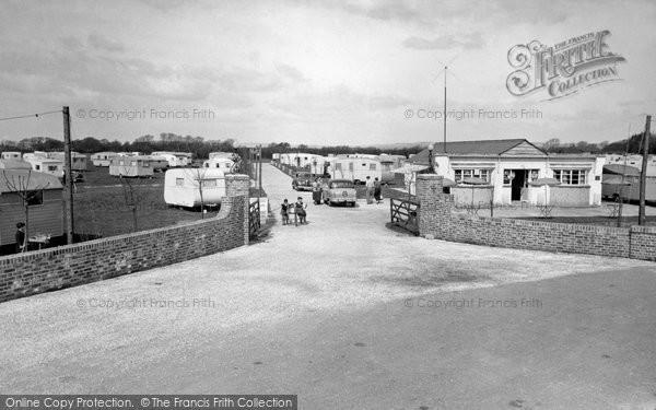Photo of Bognor Regis, Boulevard Estate c1955