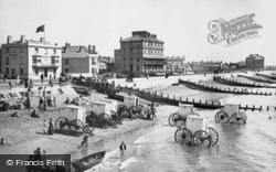 From The Pier 1890, Bognor Regis