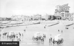 Bognor Regis, From The Pier 1898