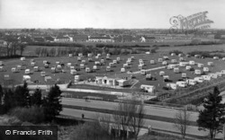 General View Of Boulevard Estate c.1955, Bognor Regis