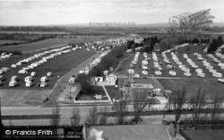 General View Of Riverside Camp c.1955, Bognor Regis