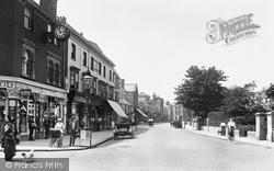 High Street 1914, Bognor Regis