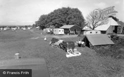 Lidsey Farm Camp c.1960, Bognor Regis