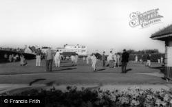Bognor Regis, Miniature Golf c.1960