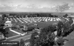 Munday's Caravan Park c.1960, Bognor Regis
