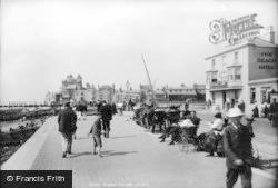 Bognor Regis, Parade 1903