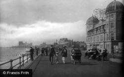 Bognor Regis, Parade 1921