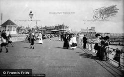 Parade And Bandstand 1911, Bognor Regis