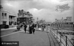 Parade And Pier 1911, Bognor Regis