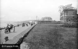 Bognor Regis, Parade West 1914