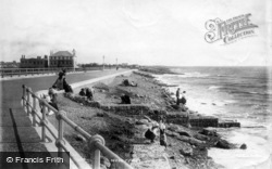 Bognor Regis, Promenade 1895