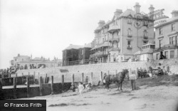Bognor Regis, Royal Pier Hotel 1903