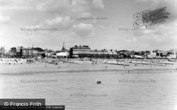 The Beach c.1955, Bognor Regis