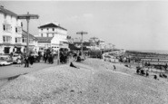 Bognor Regis, the Beach c1960