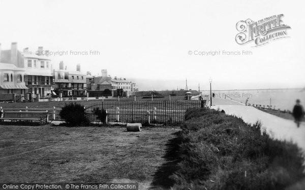 Bognor Regis, The Parade 1890
