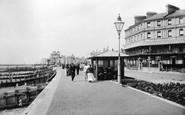 Bognor Regis, The Parade, Cotswold Crescent 1903