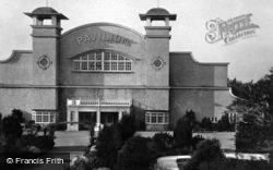 The Pavilion And Gardens c.1930, Bognor Regis