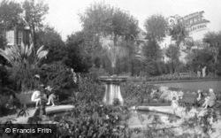 The Pavilion Gardens c.1930, Bognor Regis