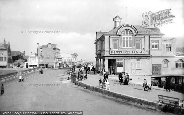 Bognor Regis, The Pier 1911