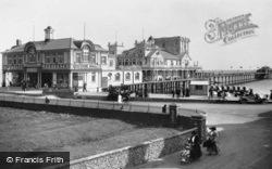 The Pier 1911, Bognor Regis