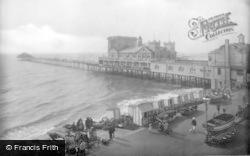 Bognor Regis, The Pier 1921