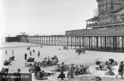 Bognor Regis, the Pier 1955