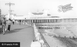 Bognor Regis, The Pier c.1960