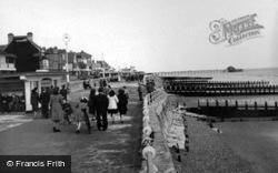 The Promenade c.1950, Bognor Regis