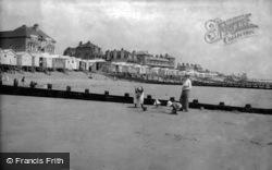 The Sands 1914, Bognor Regis