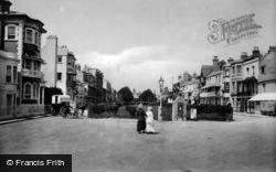 Bognor Regis, The Steyne 1914