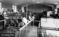 The Stores, Riverside Caravan Site c.1955, Bognor Regis