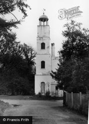 Bognor Regis, The Zoological Gardens c.1955