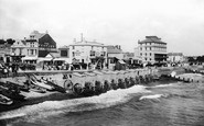 Bognor Regis, View From The Pier 1906