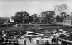 Waterloo Square From The Pier c.1930, Bognor Regis