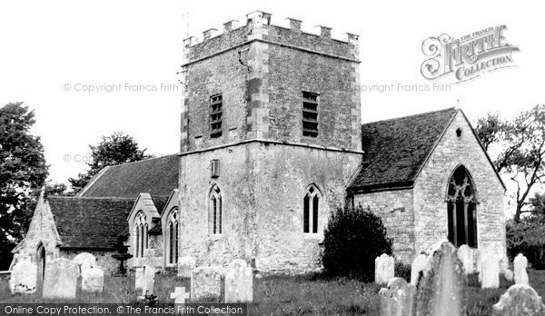 Boldre, St John The Baptist Church c.1960
