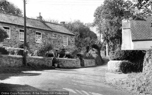 Bolingey, Cox Village c.1955