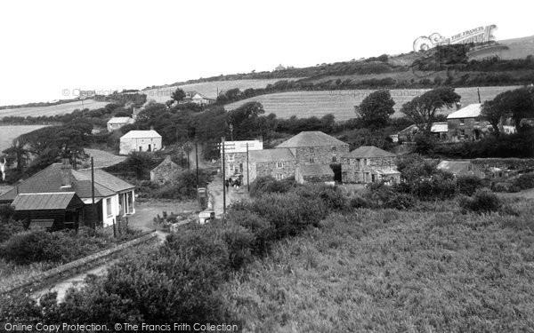 Bolingey, The Village c.1955