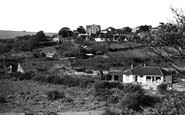 Bolingey, the Village c1955
