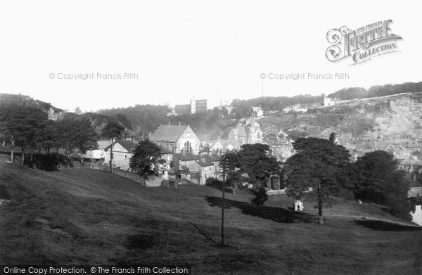 Photo of Bollington, 1897